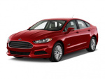 Photo 2015 Ford Fusion Hybrid