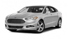 Photo 2016 Ford Fusion