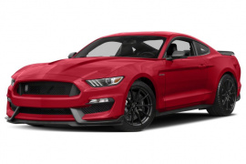 Photo 2018 Ford Shelby GT350
