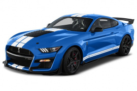 Photo 2020 Ford Shelby GT500