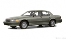 Photo 2001 Ford  Crown Victoria