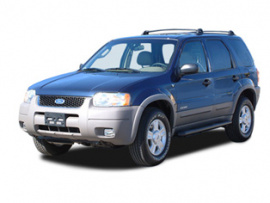 Photo 2002 Ford Escape