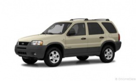 Photo 2003 Ford Escape