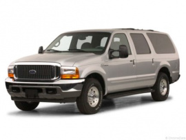Photo 2000 Ford  Excursion