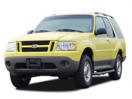 Photo 2002 Ford  Explorer Sport