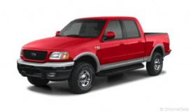 Photo 2002 Ford  F-150 SuperCrew