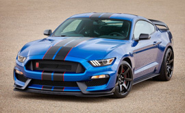 Photo 2017 Ford Shelby GT350