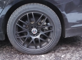 Ford Fusion tire size