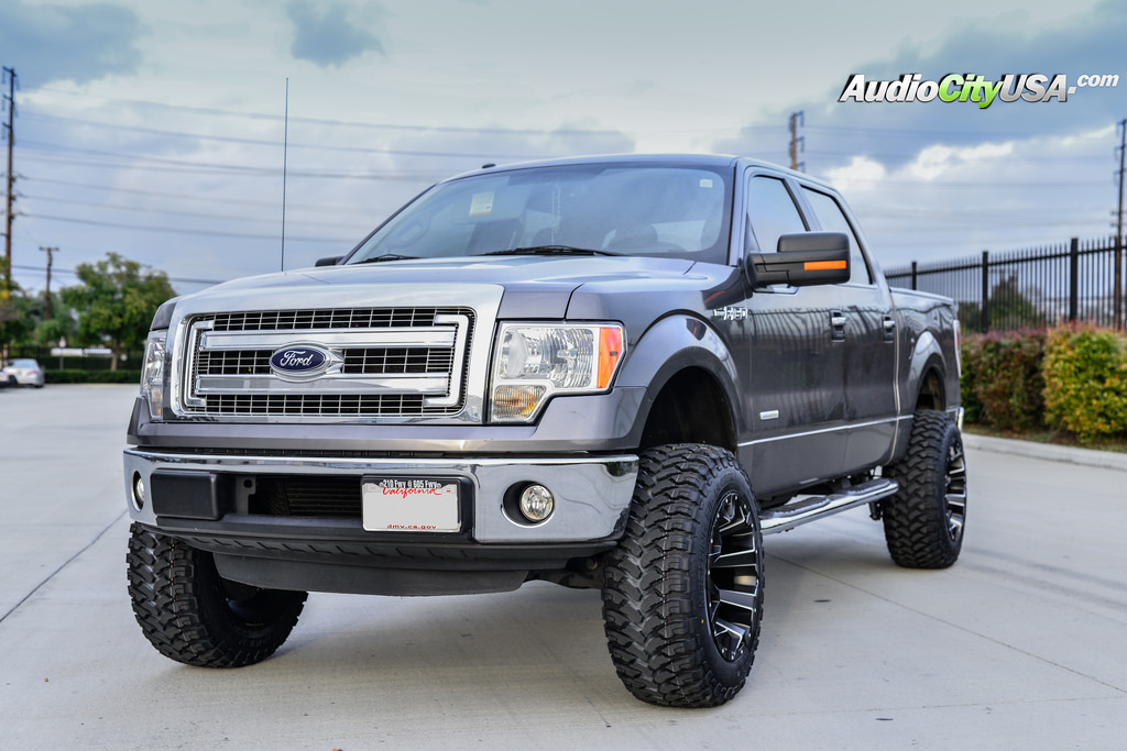 photo 2 Ford F-150 Fuel  D546  20x12.0