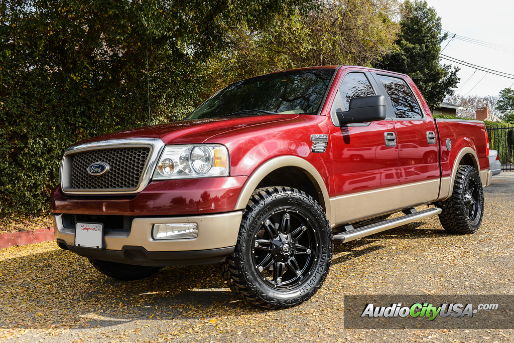 photo 3 Ford F-150 Hostage D531 20x9.0